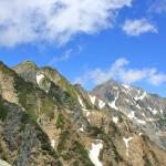 西穂高岳山行報告1