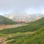 10月、双六岳山行報告1(初日編)