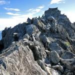 8月4-5日 剱岳(別山尾根)山行報告2(登頂編)