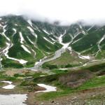 8月4-5日 剱岳(別山尾根)山行報告1