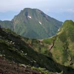 7月八ヶ岳(真教寺尾根~県界尾根)山行報告2
