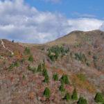 10月武奈ヶ岳登山