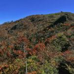 10月紅葉の氷ノ山登山
