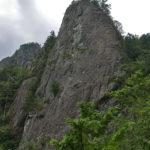 2018年9月雪彦山登山