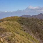 4月雨乞岳(鈴鹿山脈)登山