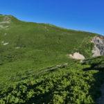 2020年8月常念岳山行報告(2日目編)